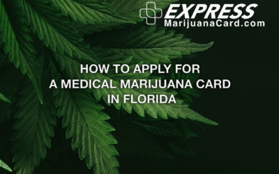 How to Apply for a Medical Marijuana Card in Florida