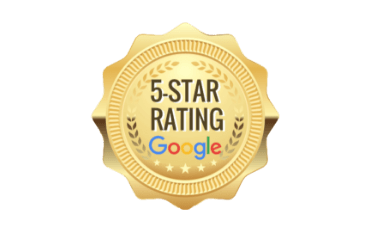 5 Star Rating in Google